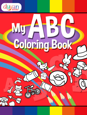 My ABC Coloring Book – Bookware Publishing