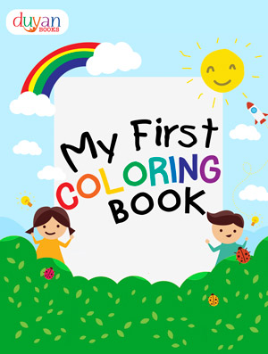 My First Coloring Book – Bookware Publishing