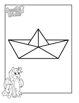 Perry & Winkle - My First Coloring Book