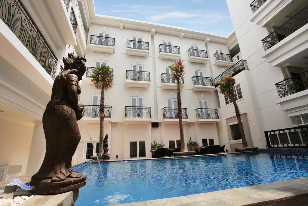 Indies Heritage Hotel Prawirotaman Jogja