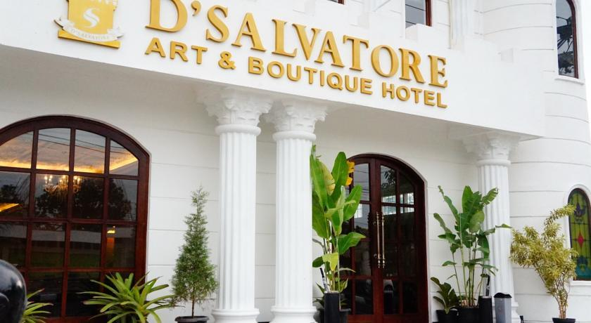 D'Salvatore Hotel Art & Boutique Hotel