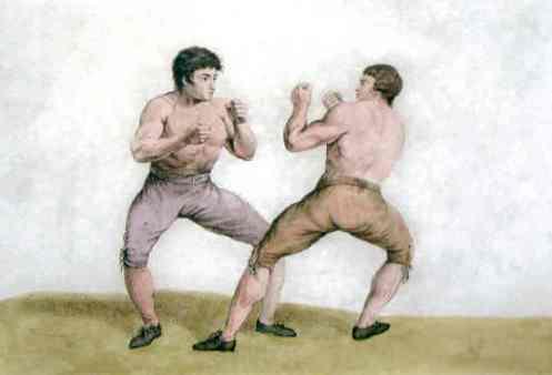 19th century boxers