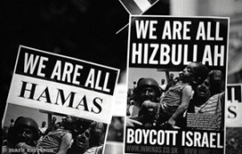 BDS and terrorism