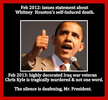 Obama's deafening silence