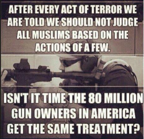 Guns and Islam