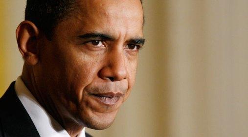Unhappy Obama