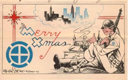 1944 Merry Christmas