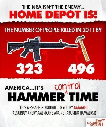 Home Depot is the enemy