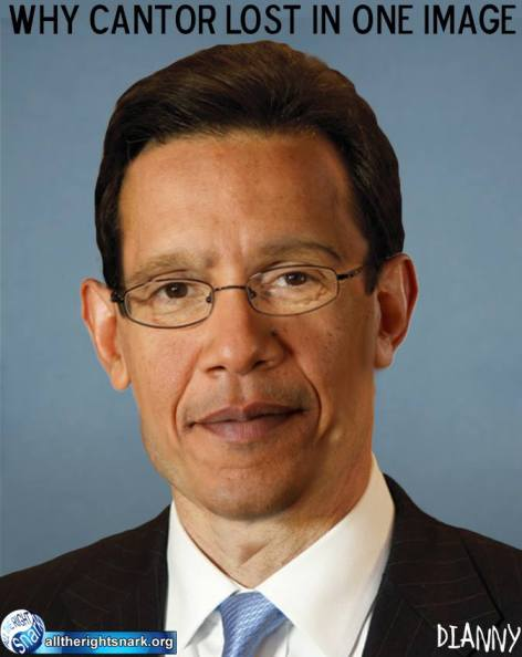 Cantor's loss in one image