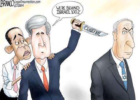 Behind Israel 100