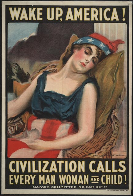 Civilization calls