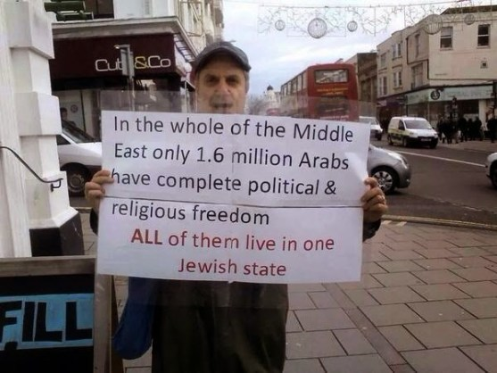 Free Muslims in Israel