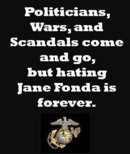 Hating Jane Fonda