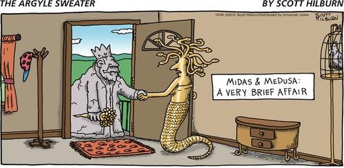 Medusa and Midas