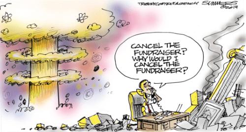 Obama fundraiser