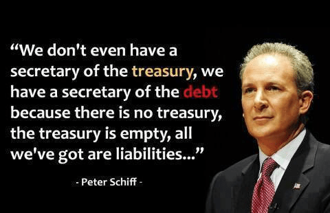 Secretary of Debt