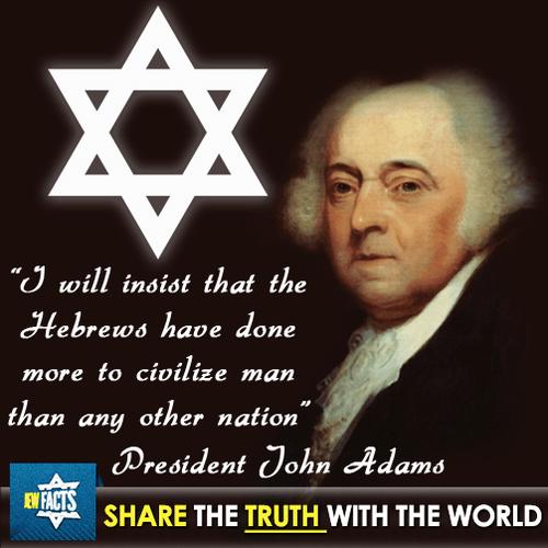 John Adams on Judaism