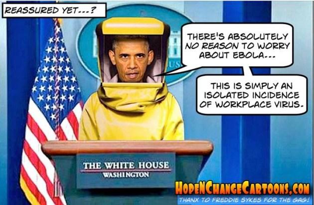Ebola a workplace virus