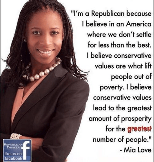 Mia Love on being a Republican and a conservative