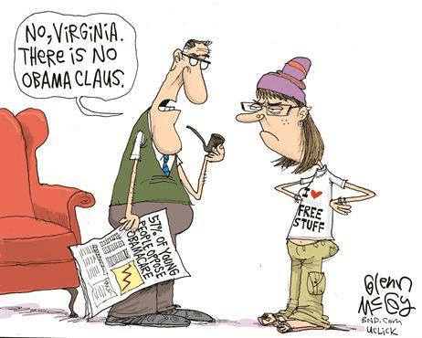 No Virginia there is no Obama Clause