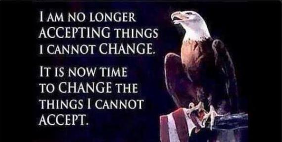 Change the things I cannot accept