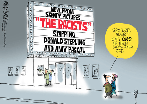 Racism and Hollywood