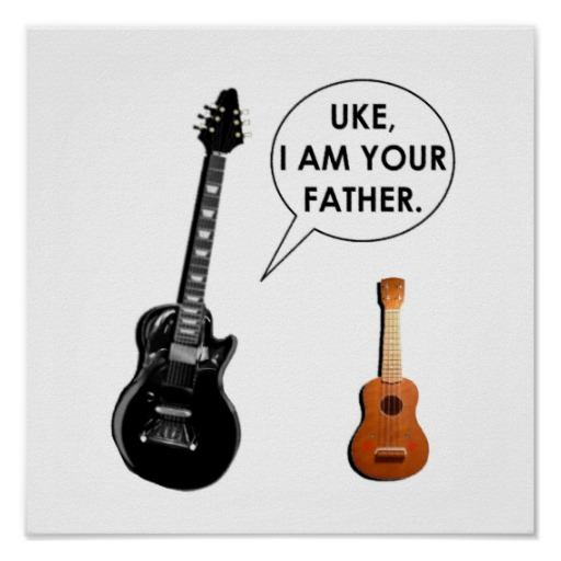 Uke I am your father