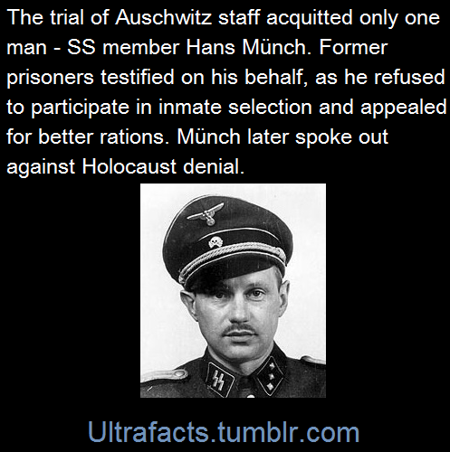 Single Auschwitz staff member not convicted
