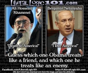 Iran Israel Netanyahu Obama