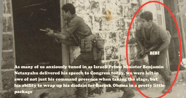 Netanyahu a real hero
