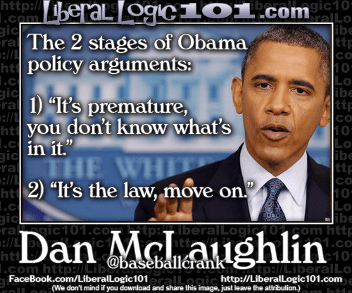 Obama policy arguments