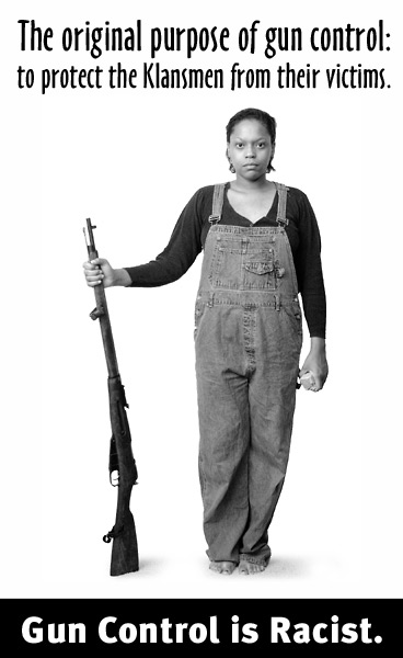 The original purpose of gun control