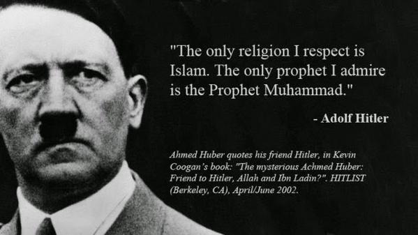 Hitler and Islam