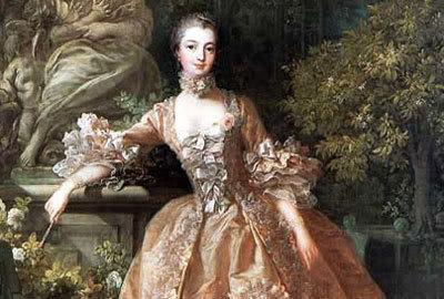 Madame Pompadour, circa 1750s