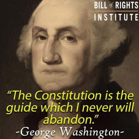 Washington and the Constitution