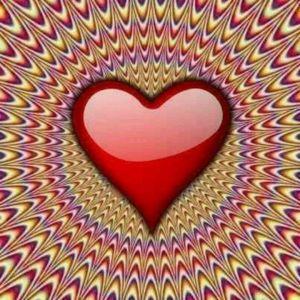 Pulsating heart