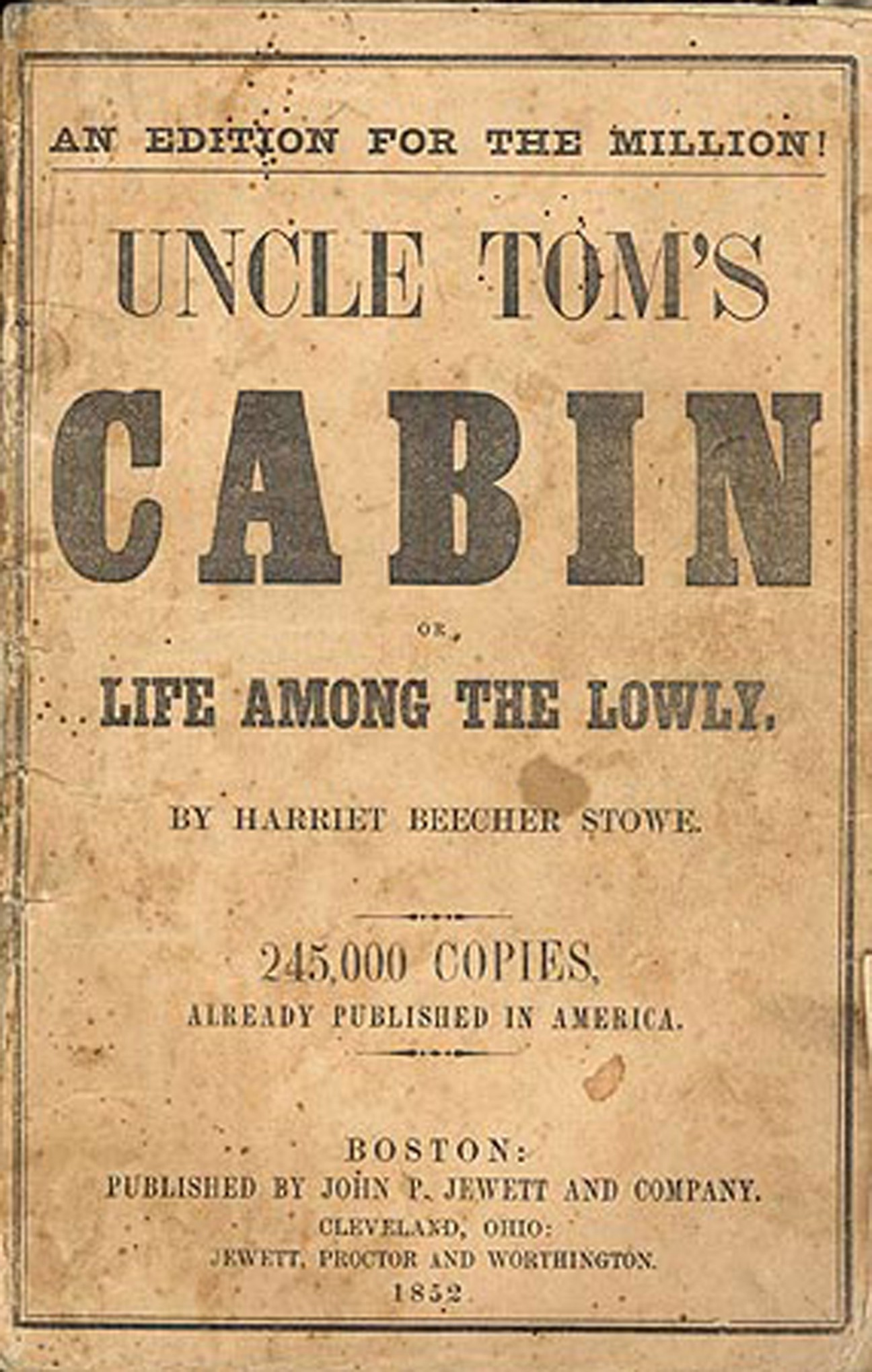 Novels That Changed The Way Americans Viewed Slavery And
