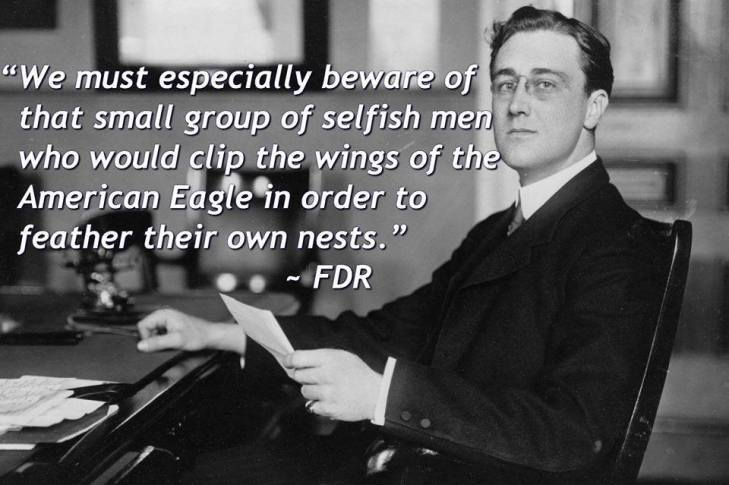 FDR selfish groups attack on Koch