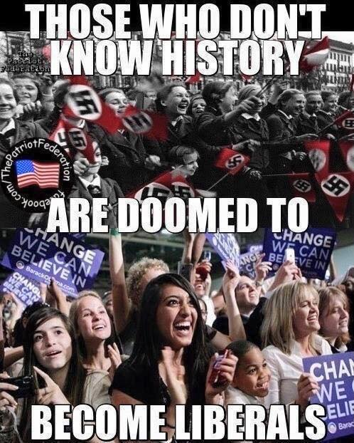 History and liberals