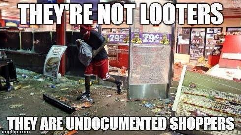 Undocumented shoppers