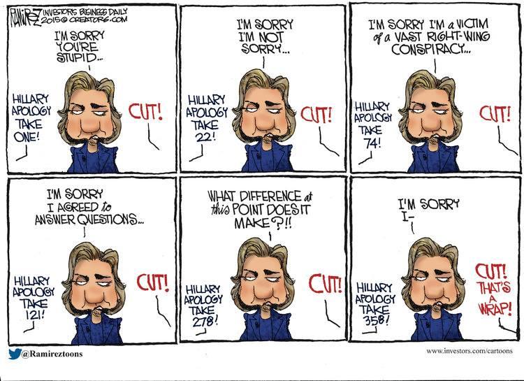 Hillary apology 3