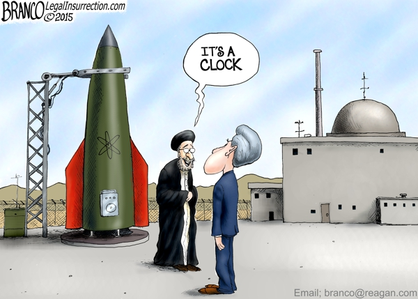 It's a lock says Iran of missile