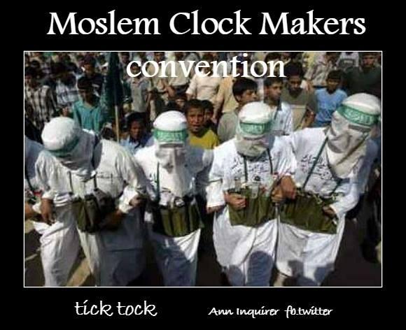 Muslim clockmakers
