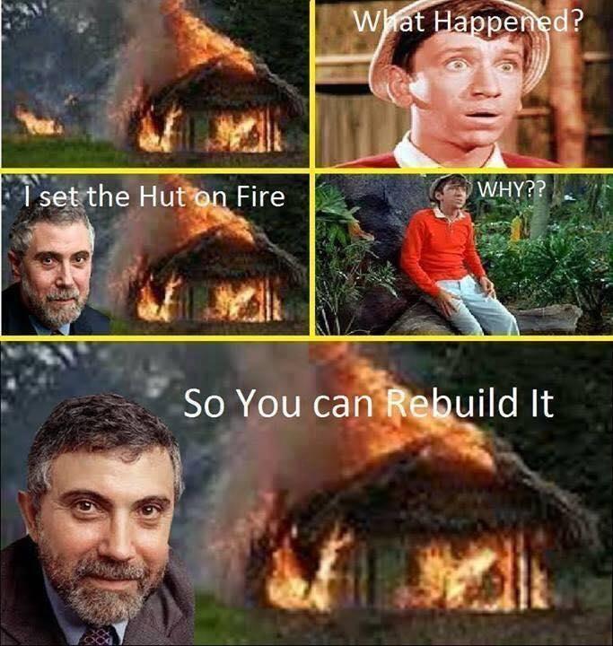 Paul Krugman economics