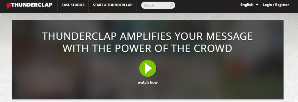 Thunderclap header