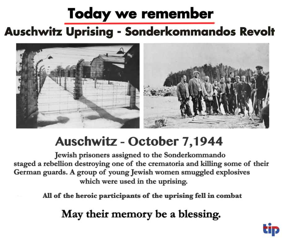 Auschwitz uprising