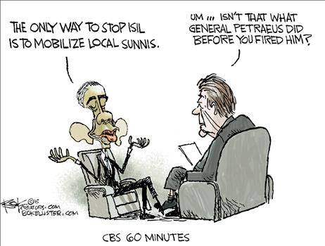 Obama borrows from Petraeus