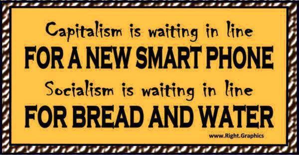 capitalism v socialism