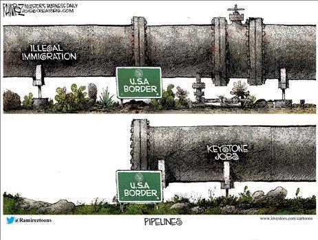 Ramirez on pipelines