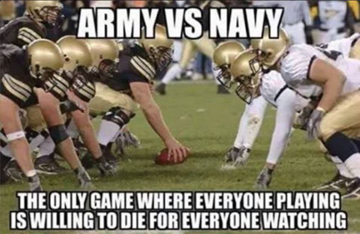 Army Navy game